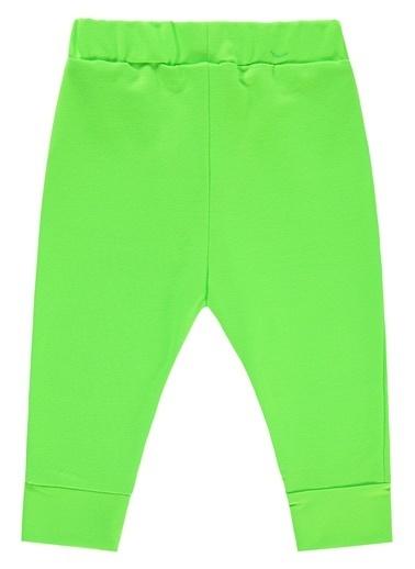Kujju Sweatpant Yeşil